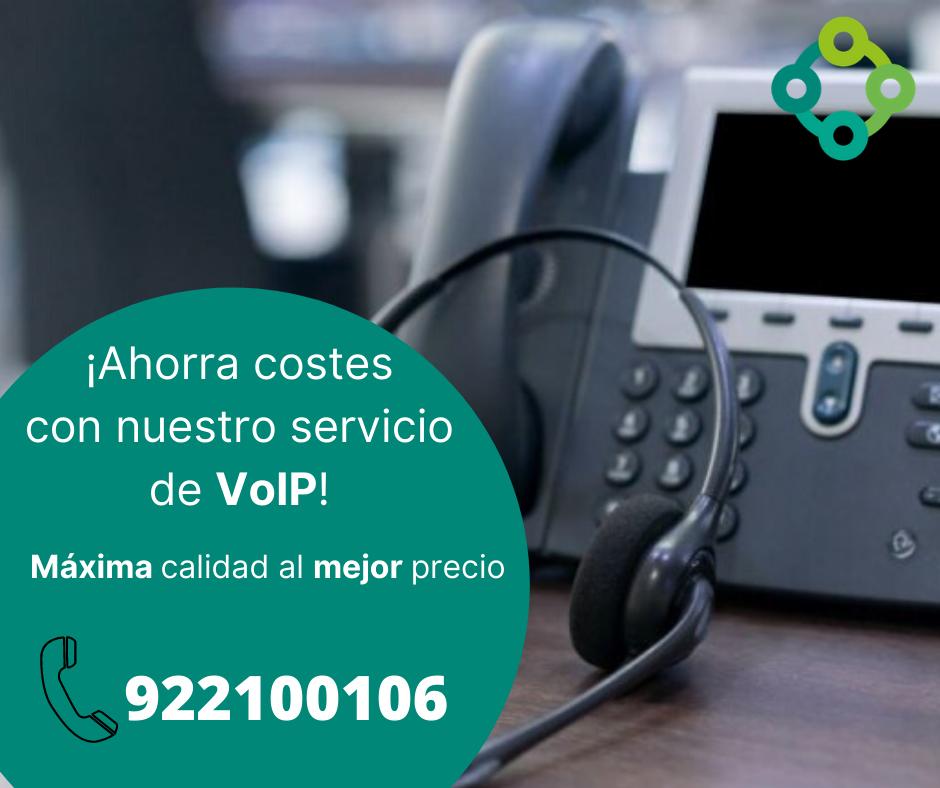 Servicio VoIP GrupoRedes.net